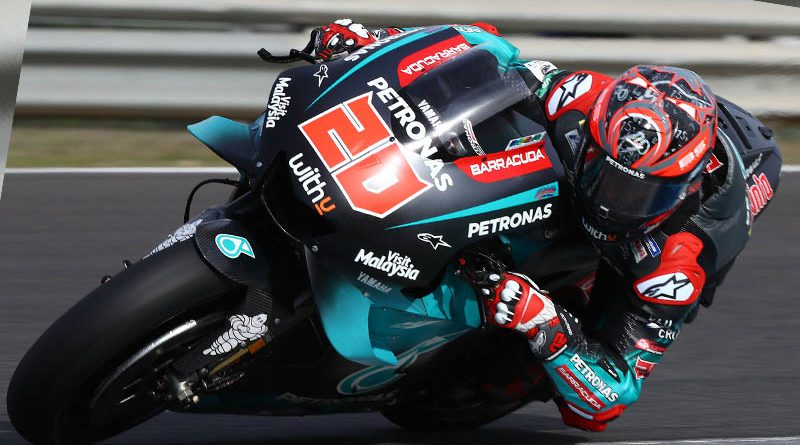 Fabio Quartararo signs with Monster Yamaha for 2021 - we discuss what it means on the Motoweek MotoGP Podcast