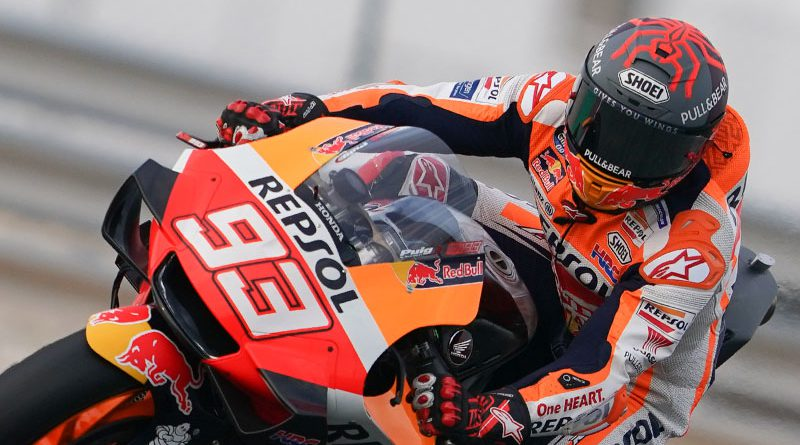 We talk about the Marc Marquez contract extension for 2021 on the Motoweek MotoGP Podcast