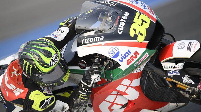 Cal Crutchlow talks about his MotoGP future on the Motoweek MotoGP Podcast