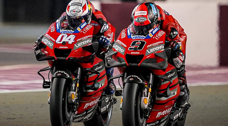 We discuss whether Ducati could replace both of their MotoGP riders on the Motoweek MotoGP Podcast