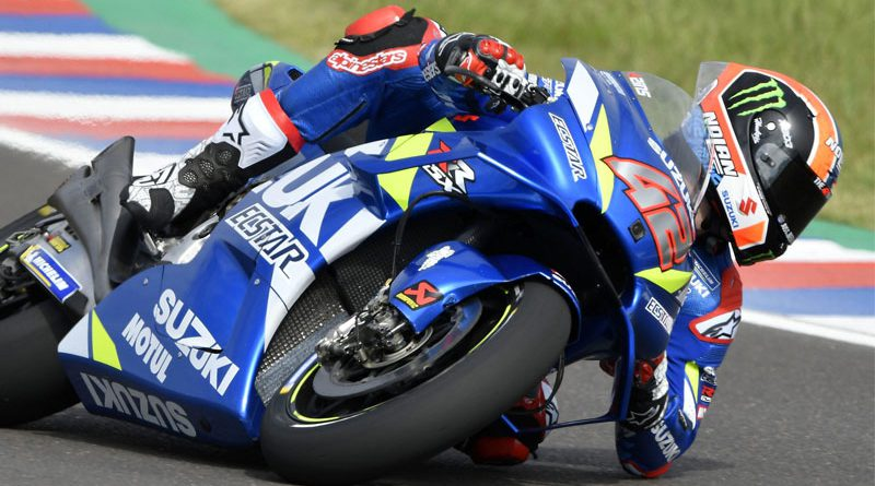 We talk about Alex Rins new MotoGP contract on the Motoweek MotoGP Podcast