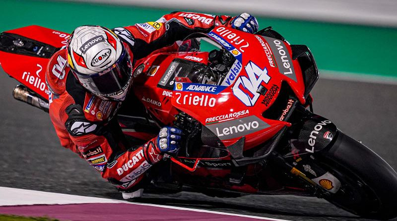 We talk about Andrea Dovizioso Silly Season Rumors and the 2020 MotoGP schedule on the Motoweek MotoGP Podcast