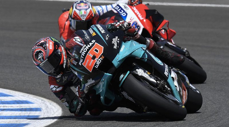 Fabio Quartararo wins in Jerez - we recap the race on the Motoweek MotoGP Podcast