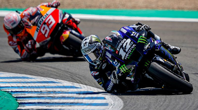 Can Maverick Vinales challenge Fabio Quartararo in Jerez? We preview the AndalusiaGP on the Motoweek MotoGP Podcast
