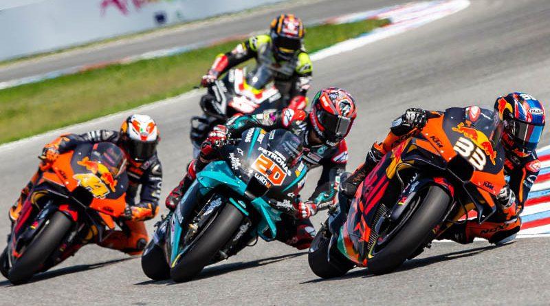 KTM Challenges Yamaha at Brno - we recap the CzechGP in the Motoweek MotoGP Podcast