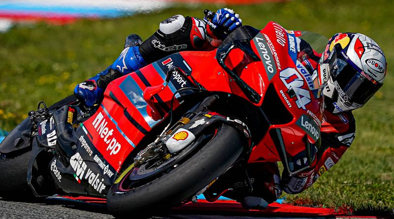 Andrea Dovizioso looks to turn around his MotoGP season in the AustrianGP - we preview the race on the Motoweek MotoGP Podcast