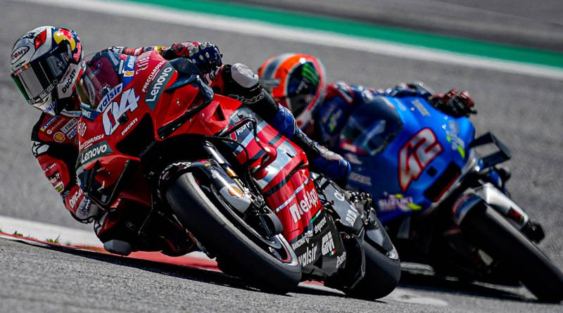 Andrea Dovizioso makes a MotoGP announcement in Austria - we review the race on the Motoweek MotoGP Podcast