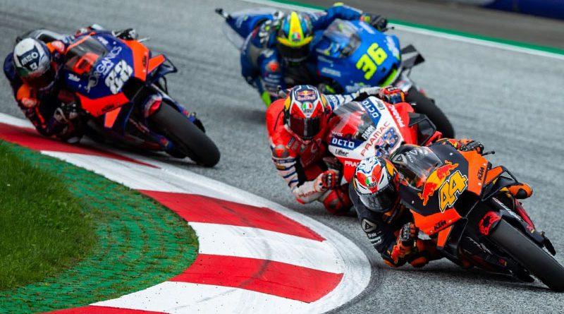KTM Surprises with their MotoGP Performance - we recap the StyrianGP on the Motoweek MotoGP Podcast