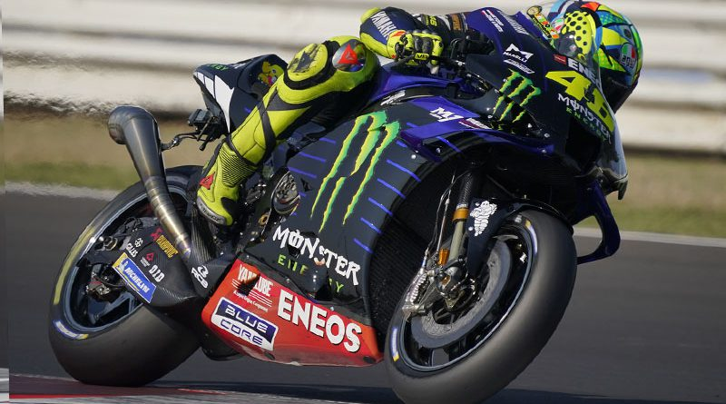 Valentino Rossi tests a new exhaust in Misano - we preview San Marino on the Motoweek MotoGP Podcast