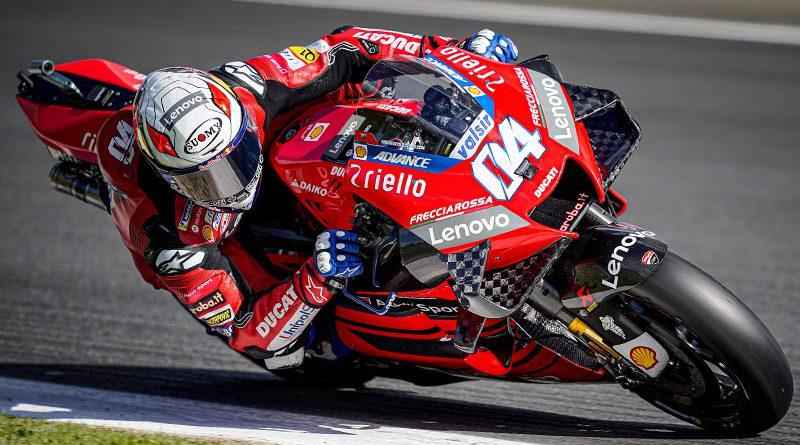 MotoGP Andrea Dovizioso Aragon Preview 2020