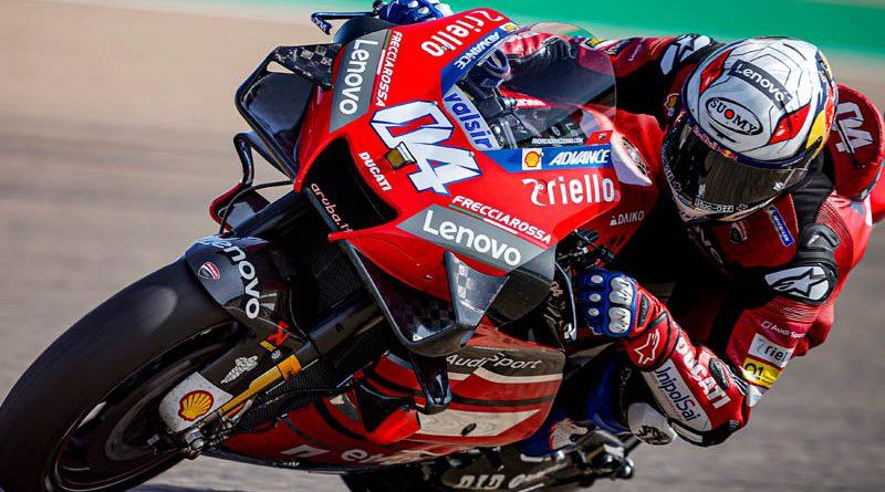 MotoGP - Andrea Dovizioso TeruelGP MotoGP Podcast