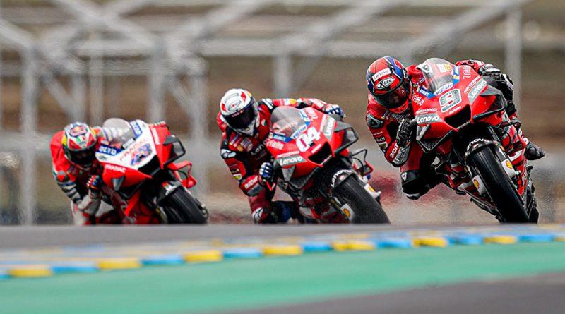MotoGP LeMans - FrencGP recap on the Motoweek MotoGP Podcast