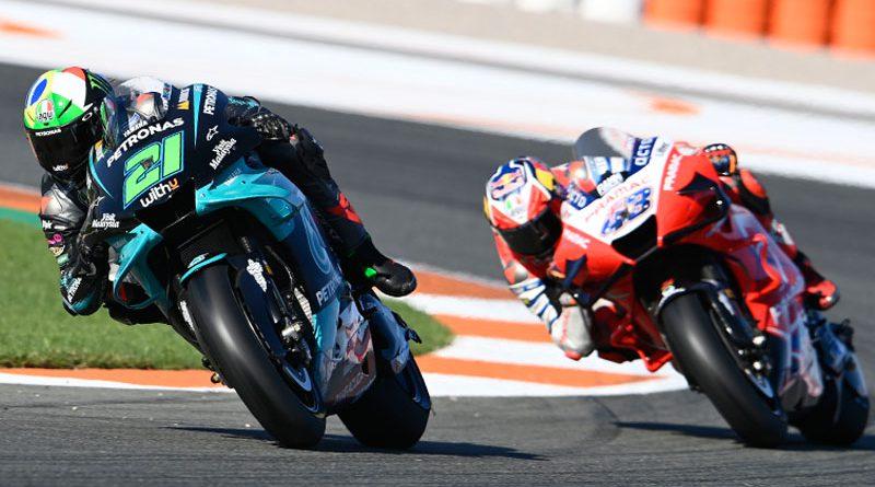 MotoGP - Franco Mirbidelli Jack Miller Valencia 2020