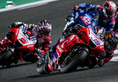 2021 MotoGP Doha Jorge Martin - Johann Zarco