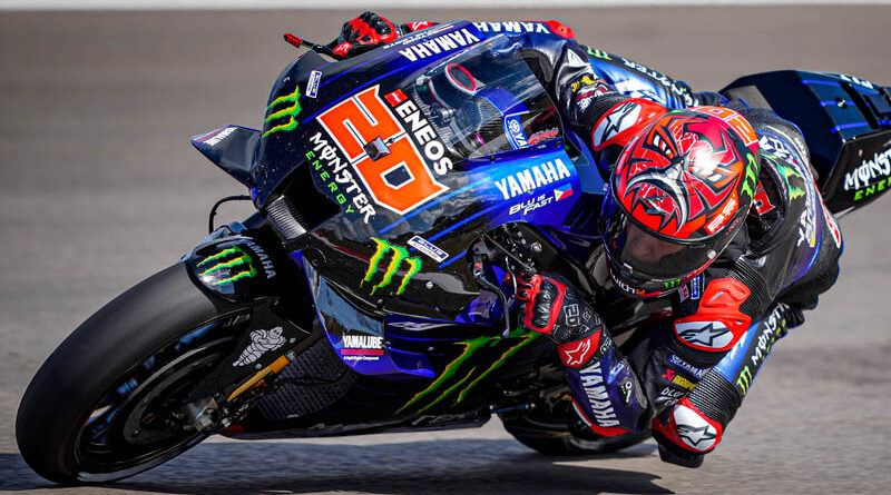 2021 MotoGP Portimao Fabio Quartararo