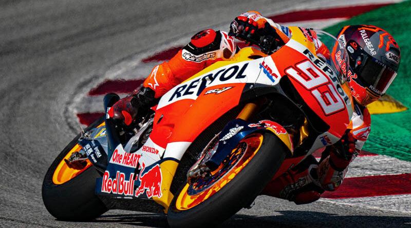 2021 MotoGP Portugal - Marc Marquez