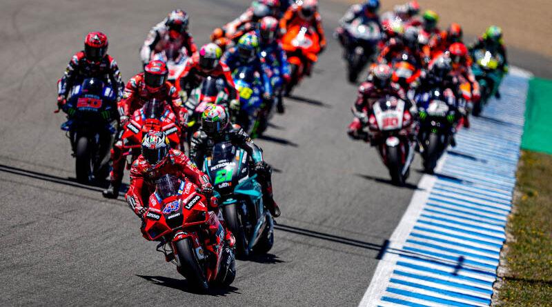 2021 MotoGP Jerez - Jack Miller - Fabio Quartararo