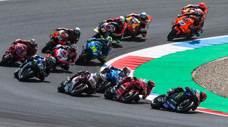 2021 MotoGP Assen Fabio Quartararo Danillo Petrucci