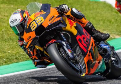 2021 MotoGP - Brad Binder KTM Contract