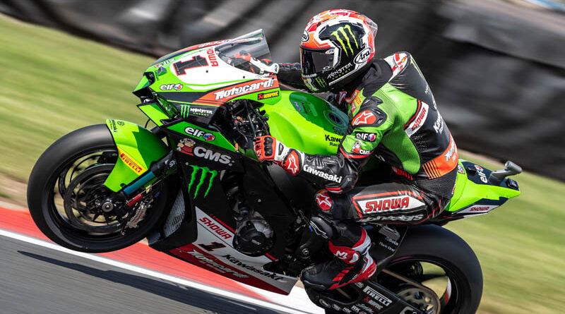 2021 MotoGP - Jonathan Rea Assen