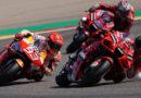 2021 MotoGP - Aragon Marc Marquez Pecco Bagnaia