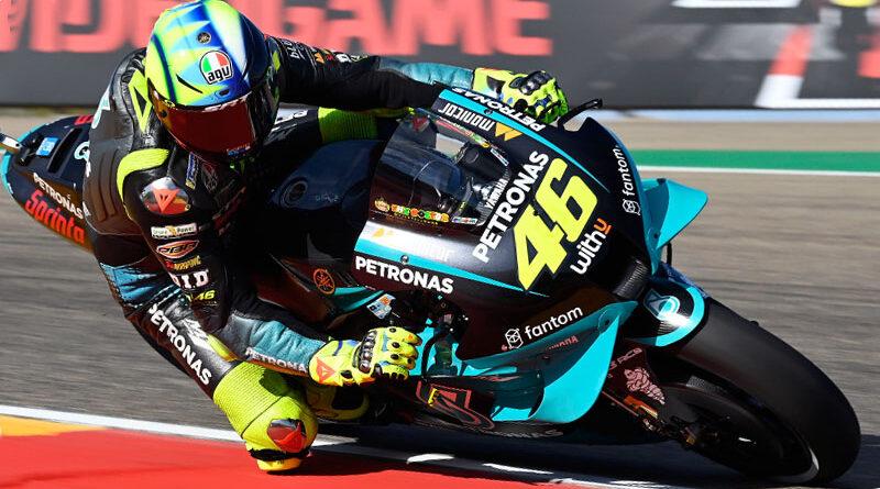 2021 MotoGP - Aragon Valentino Rossi
