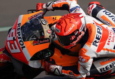 2021 MotoGP - Silverstone Marc Marquez