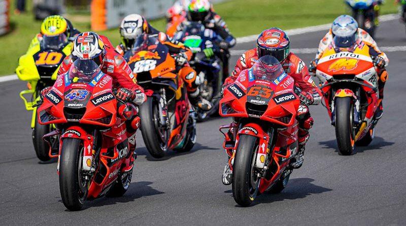 2021 MotoGP - Misano Jack Miller Pecco Bagnaia